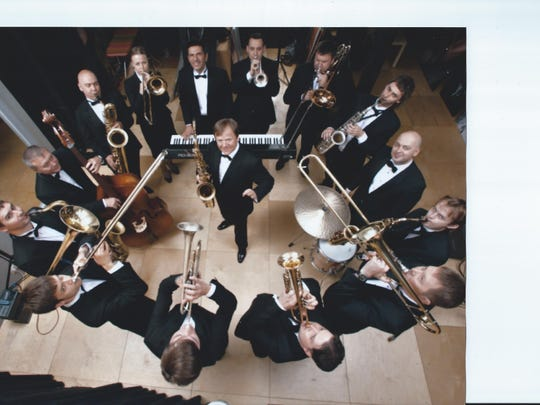Igor Butman and the Moscow Jazz Orchestra will perform Friday night at Xavier University.