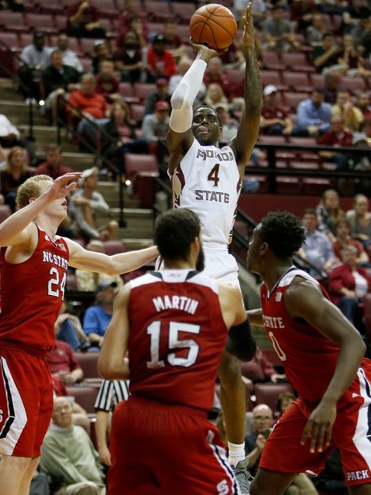NCAA Basketball: North Carolina State at Florida State