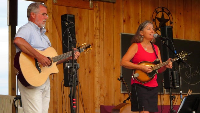 Dove Creek performs Friday at the Earlville Opera House.