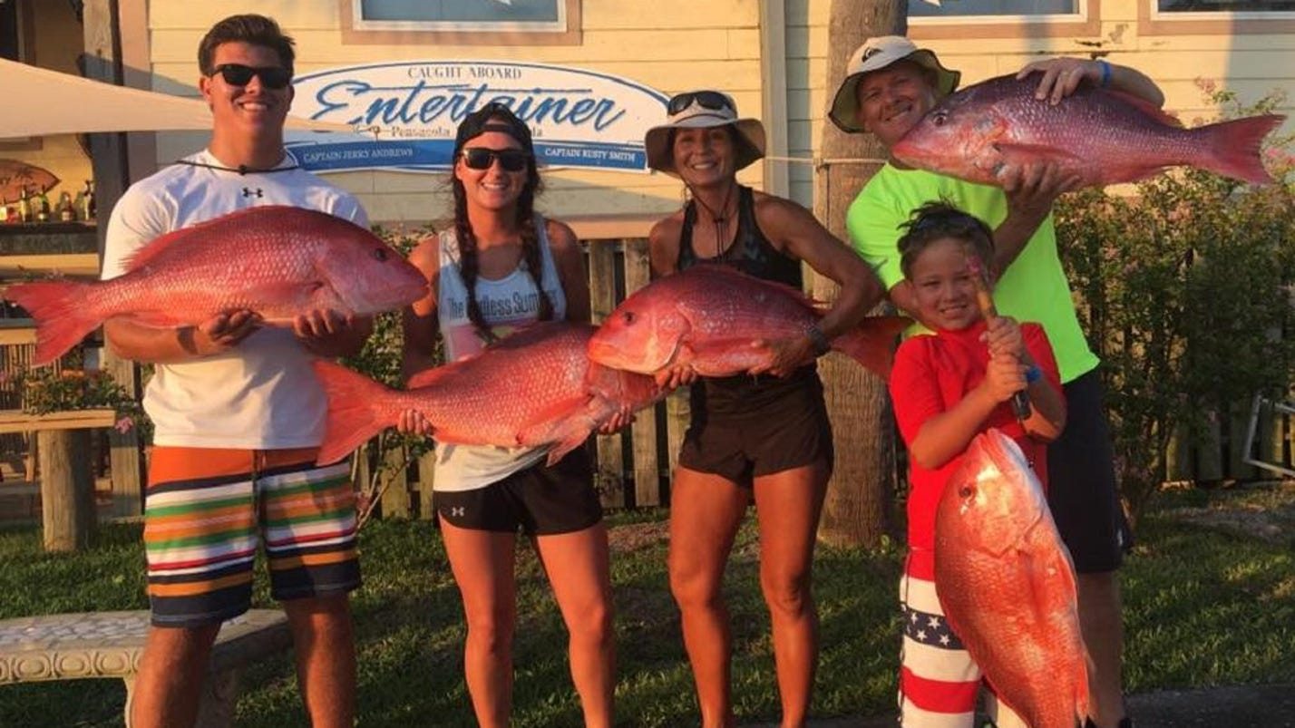 Ridiculously short federal red snapper season announced for California fishing season 2017