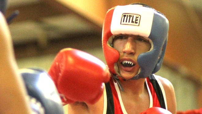 The second annual Henry Gutierrez Memorial Boxing Tournament drew over 50 amateur boxers to Deming in tribute to Deming's own professional prize fighter.
