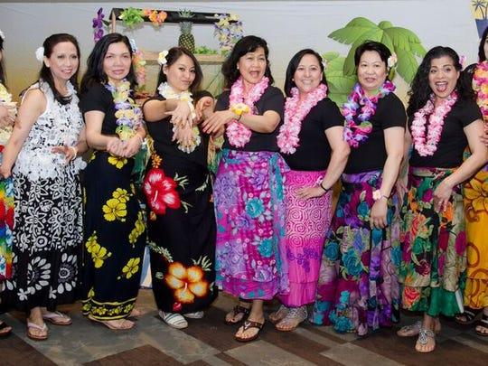 Saint Peter's University Hospital nurses celebrated