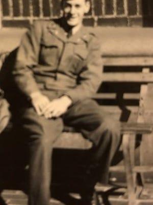 Sergeant First Class Albert Lemieux