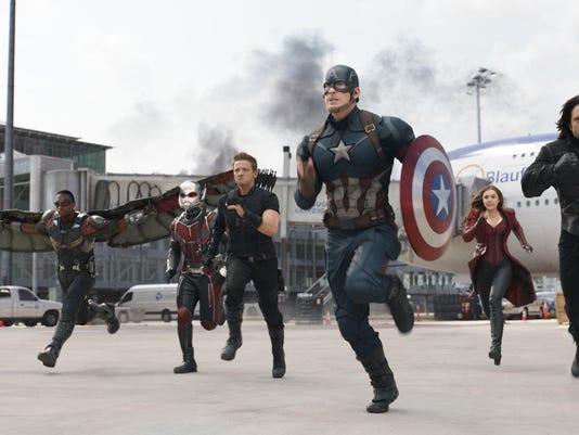 Film Review Captain America Civil War