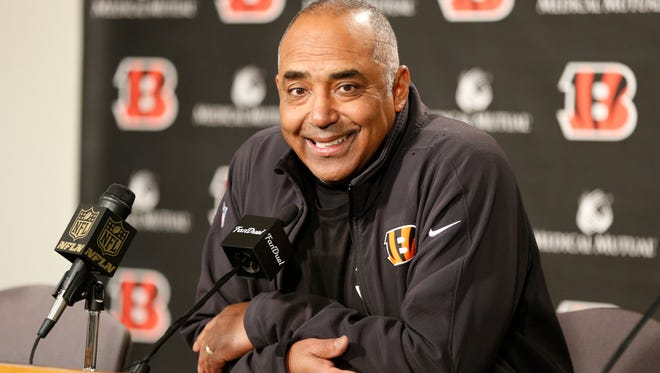 In at least one part of western Pennsylvania, Cincinnati Bengals head coach Marvin Lewis is known as one of the good guys.