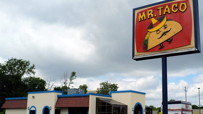 Bill Bonofiglo, who is working to reopen Mr. Taco, is suing the family members of a former founder to get the restaurant's recipes.