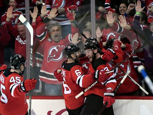 NJ Devils defeat Lightning in Game 3 behind Taylor Hall f44fd6509
