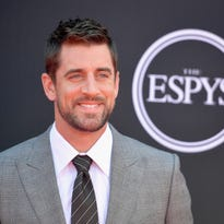 Aaron Rodgers 'spotted on a date' with soccer player Marie Margolius