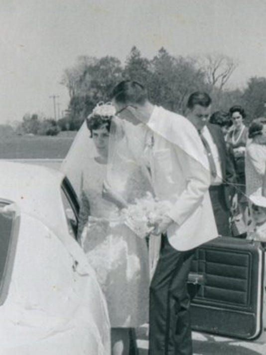 Anniversaries: Joseph Balinski & Jeanette Balinski