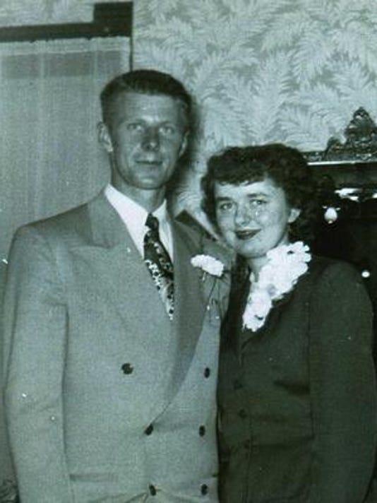 Anniversaries: Shirley Fredricks & Roger Fredricks
