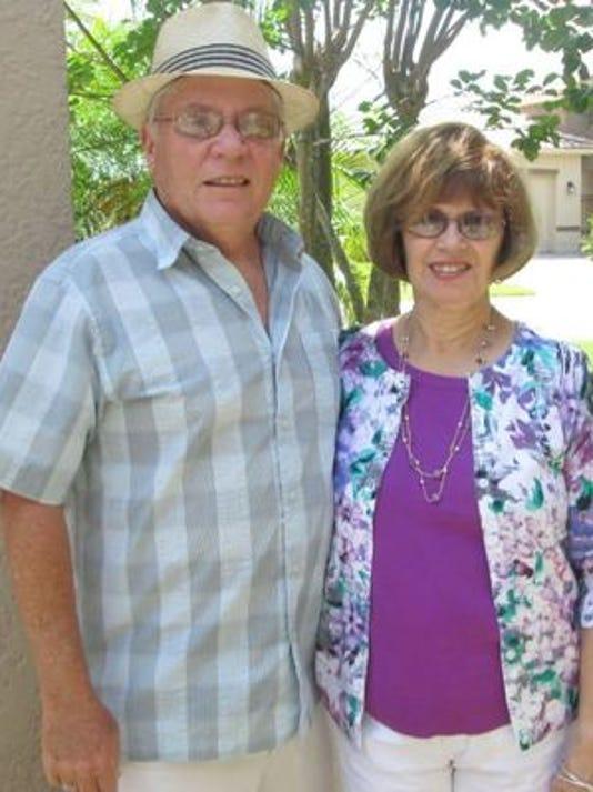 Anniversaries: Jon Steiner & Joan Steiner