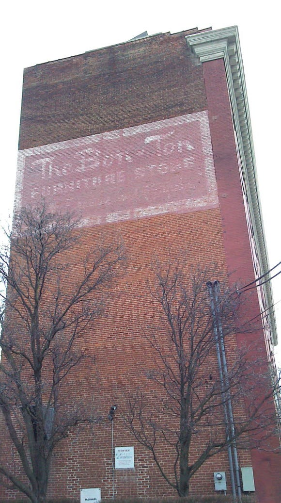 The Bon-Ton was in this tall, narrow South George Street