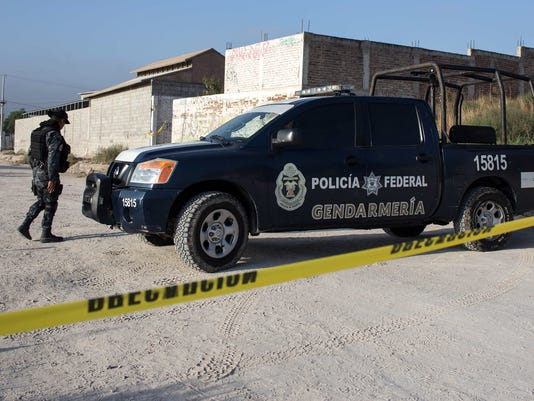 PFP mexico violence violencia en México, crime Mexico