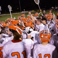 Central York boys' lacrosse upset in District 3 playoffs with star faceoff man sidelined
