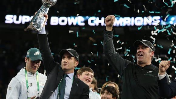 The Michael Bennett trade shows the Eagles aren't settling for one ring