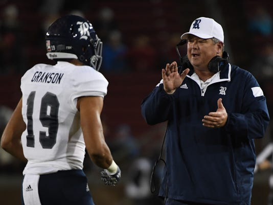 NCAA Football: Rice at Stanford