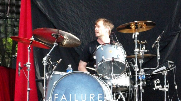Failure's Kellii Scott.