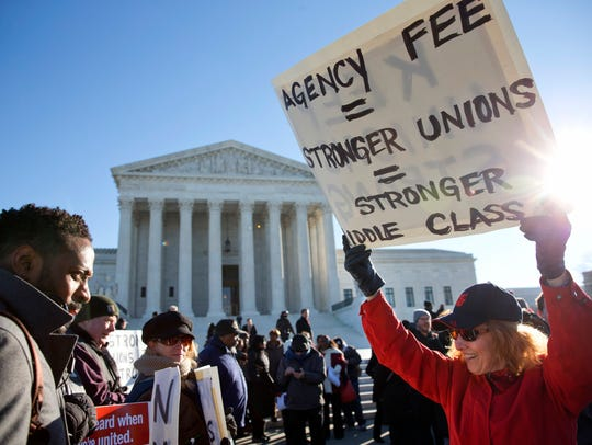 Monday's arguments at the Supreme Court brought out
