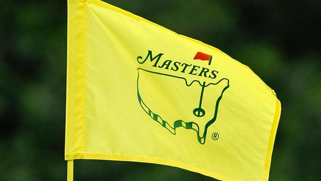 The 2020 Masters will be held without fans.