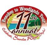 Beaches to Woodland logo