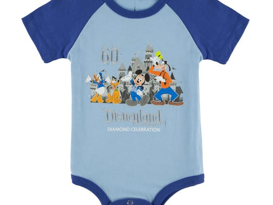 Families who purchased this infant body suit should contact Walt Disney Parks and Resorts for instructions on receiving a refund.