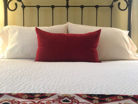 Colleen Kilpatrick outfits her beds with hotel-quality