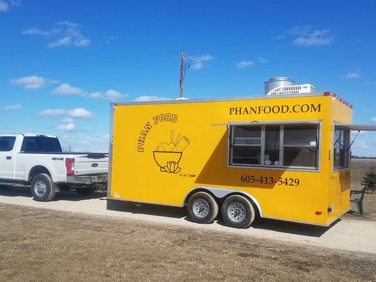 Phan Food, a new Vietnamese food truck that will start