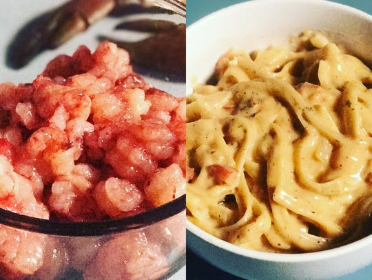 Food you can make with crawfish meat.