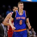 Jan 16, 2016; Memphis, TN, USA; New York Knicks forward