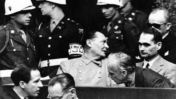 Nazi German Foreign Minister Joachim von Ribbentrop,