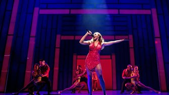 """Deborah Cox stars in """"The Bodyguard"""" at the Paper Mill Playhouse."""