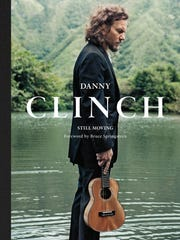 "Eddie Vedder appears on the cover of  the book  ""Danny"