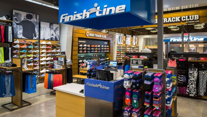 Finish Line is set to open with athletic shoes and accessories for adults and children this summer at Arrowhead Towne Center.
