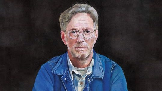 Eric Clapton's new album, 'I Still Do,' is out May 20.