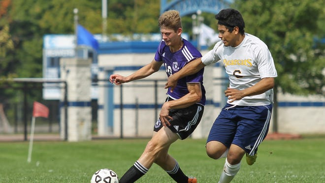 Battle Creek Central High School soccer player Bladimir Patino was declared brain-dead this week after a Monday traffic crash.