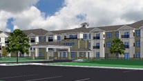 Rendering of proposed StoryPoint housing.