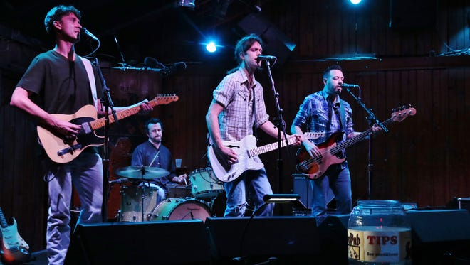 Austin-based band,Brian Christopher and the Wild Oats, will perform Saturday on the south stage.