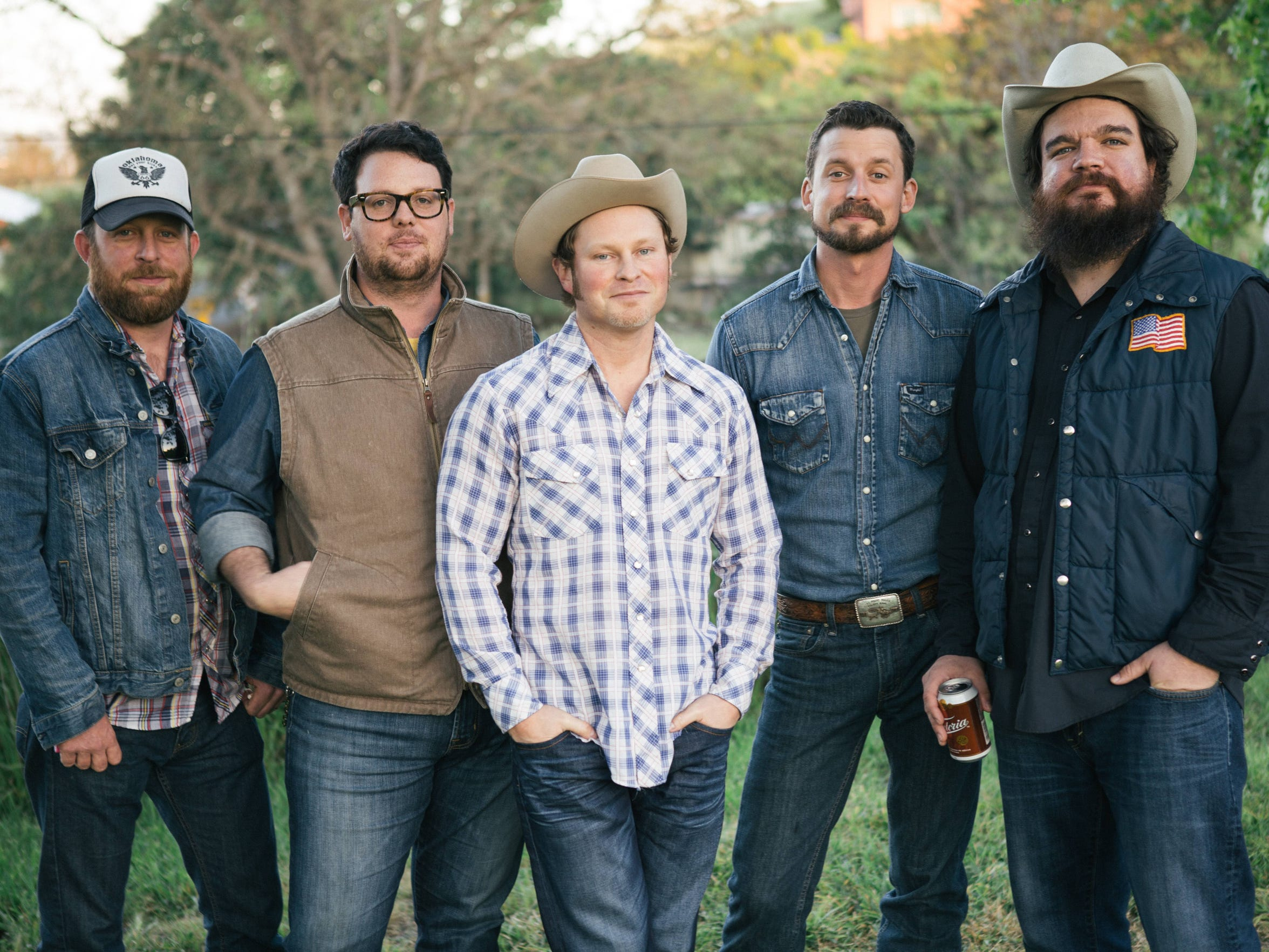 Turnpike Troubadours headline Saturday's live music line-up at the SNM State Fair.