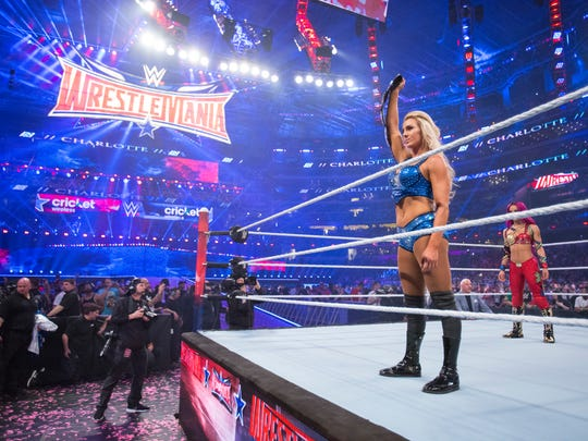 """WWE Superstar Charlotte Flair is featured on the latest episode of """"Fan Theory."""""""
