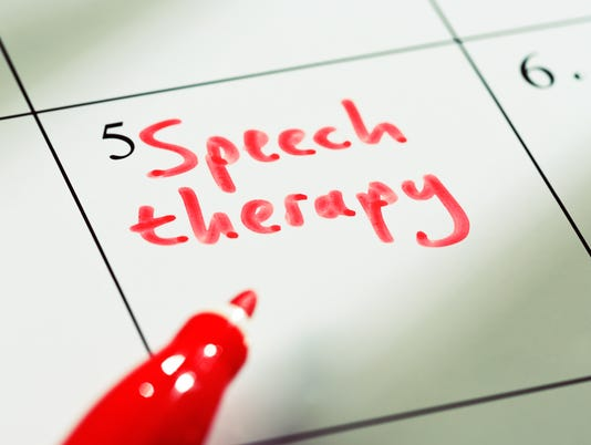 """Speech therapy"""