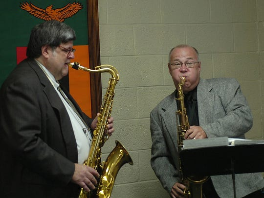 Archer County Attorney David Levy, left, can often
