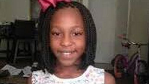 Officials confirm body of missing 8-year-old Hiawayi Robinson found in Prichard.