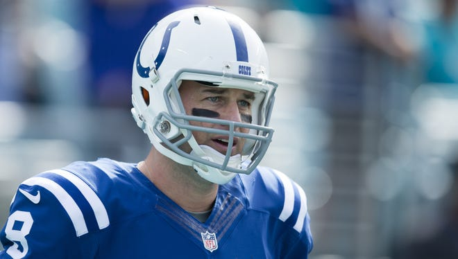 A free agent, will Matt Hasselbeck be back in Indy in 2016?