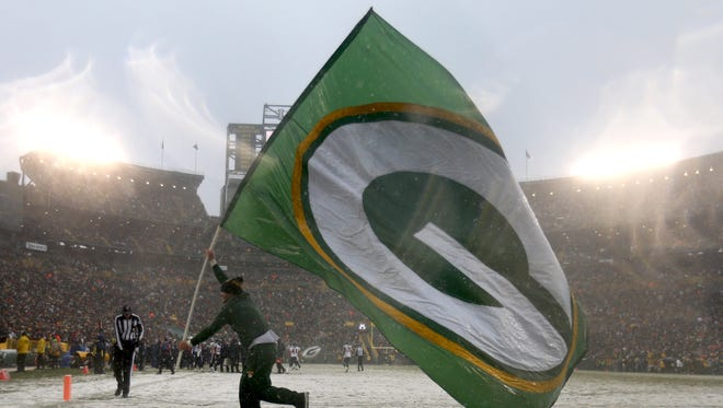 The Green Bay Packers host the Houston Texans on Dec. 4 at Lambeau Field.