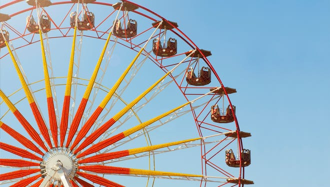Tickets are on sale for the Outagamie County Fair.