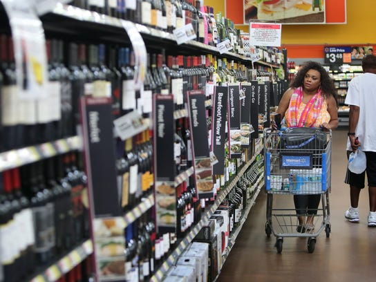 Most supermarkets offer a 10 percent discount if you purchase six or more bottles.