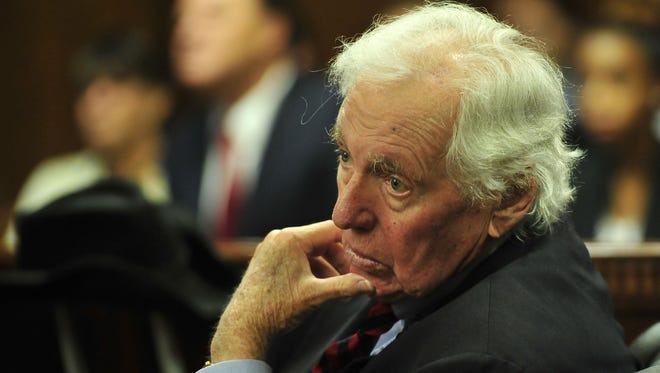 John Jay Hooker is fighting Tennessee's law criminalizing assisted suicide
