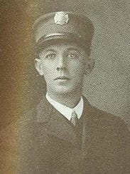 : Henry Williams, an eager young fireman at the turn