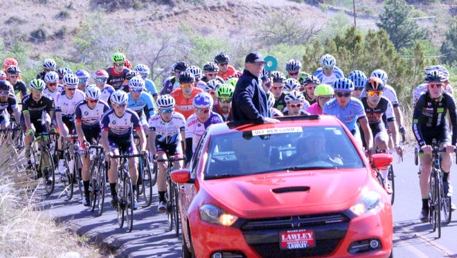The Tour of the Gila will be in its 31st edition this year and will change its date from May to April