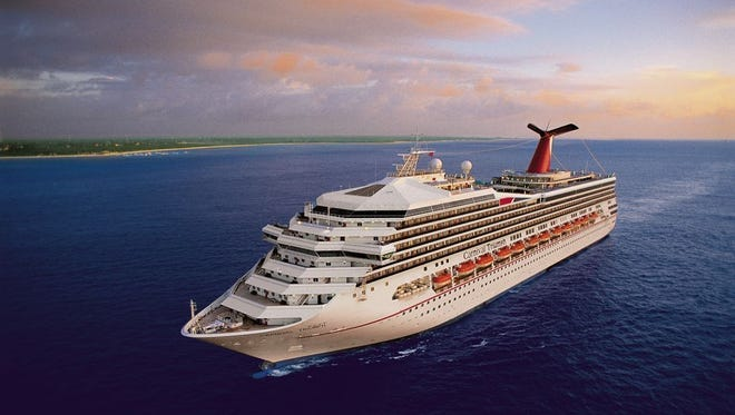 The 102,000-ton Carnival Triumph is the namesake for Carnival's two-ship Triumph Class. Sailing since 1999, it currently operates trips to the Caribbean from New Orleans. Starting in 2020, it'll sail from New York; Fort Lauderdale, Fla.; and Norfolk, Va.